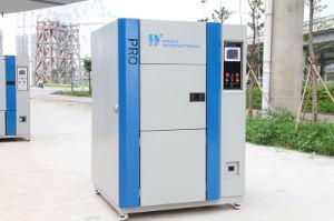열충격 시험 약실/습도 시험 기계/기후상 노후화 장비를 순환하는 자동적인 찬 최신 온도