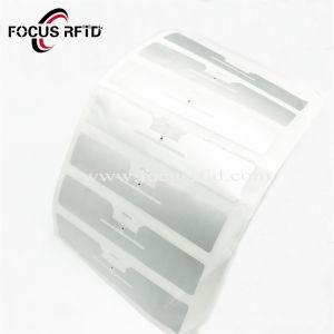 RFID 스티커 UHF 도서관 재산 관리를 위한 접착성 꼬리표 RFID 레이블