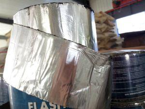 De rubber Opvlammende Band van de Samenstelling van het Asfalt