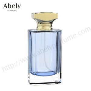 Spitzendekoration-Duftstoff-Glasflasche für Arabisch