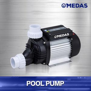 Température du liquide de moins de 60 degrés de la pompe de piscine