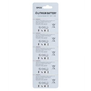Fortuna Cr2025 batteria della moneta del litio da 3 volt - confezione per la vendita al dettaglio (un pacchetto di 20)