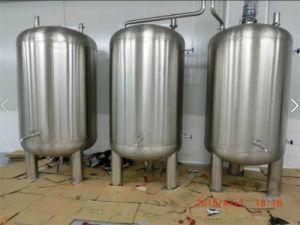 食品工業、飲料企業、製薬産業のためのSUS304タンク