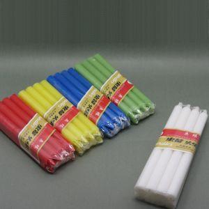 Heißer Verkaufs-mehrfarbige duftende Wachs-Kerze