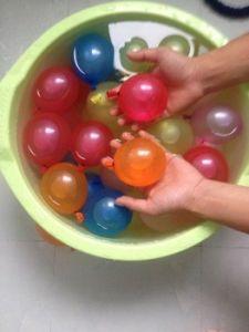 Ballon van het Water van de Ballons van het Latex van de hoogste Kwaliteit de In het groot Magische