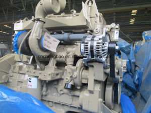 M11, K19 Motor Cummins diesel