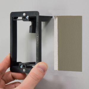 Kundenspezifische Wand-Platten-Halterungen für Kabel und Drähte