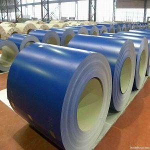 Matériau de construction en aluminium Hot-DIP Metal Roofing bobines en acier