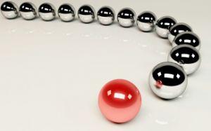316 bolas de acero inoxidable, disponible en tamaños de 0,8 a 38,1 mm en los grados de 100 a 1000