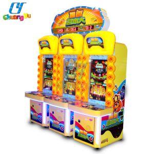 La diversión de niños funcionan con monedas y billetes de lotería el juego de Arcade Mahcines