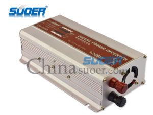 Suoer Portable 12V 220V Inversor de Energia Solar 1000W (STA-1000A)