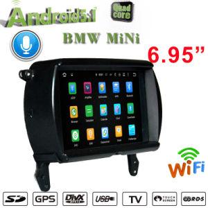 Carplay para a BMW Mini Carro Android Market 7.1 3G Internet no leitor de DVD do Carro Aluguer de vídeos com antirreflexo