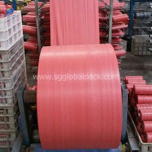 Haltbares farbiges pp. gesponnenes Röhrengewebe auf Verkauf