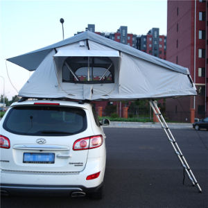 Tenda piegante impermeabile all'ingrosso della parte superiore del tetto di SUV per accamparsi