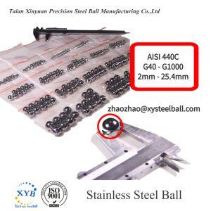 Edelstahl-Kugel der hohen Präzisions-AISI 430 für Peilung-Teile