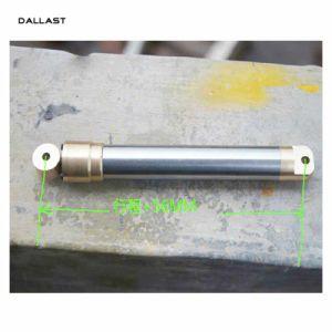 二重代理の掘削機の小さい水圧シリンダ対面油圧RAM