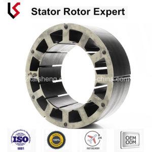 Statore dell'asse 26 delle scanalature 12 di identificazione 85 del Od 133 e statore e rotore collegati pila della laminazione del rotore per i motori di Fhp per il motociclo ed il motorino elettrici
