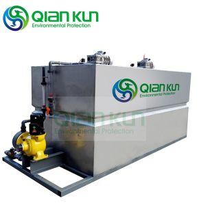 Het Doseren van het Merk van Qiankun Automatisch Chemisch Systeem PAM/PAC voor de Installatie van de Behandeling van afvalwater