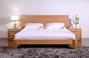 Festes hölzernes Bett-moderne Betten (M-X2739)