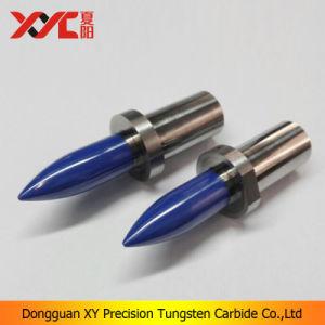 陶磁器の青いジルコニウムのノズルかPin