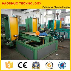 Corrugated Tank Productionのための波形のFin Welding Machine (A1300X400)