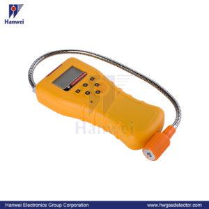 電池式のポータブル0-100%Lelの可燃性ガスの漏出探知器(GPT100)