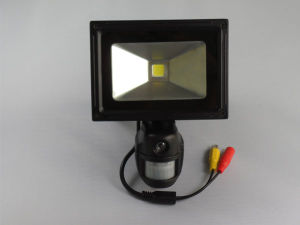 Mini Cámara de detección de luz LED