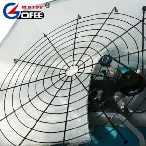 Ventilatore industriale impermeabile del cono dell'estrazione collegato rame puro del motore di ventilatore