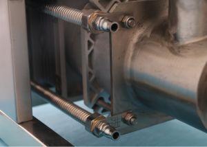 Macchina di spruzzatura automatica con 33kg nel peso