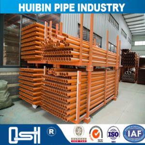 Tubo de drenaje y alcantarillado y suministro de agua de CPVC UPVC o tubo de PVC