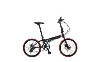 Estrutura em liga de Micro Gear 16velocidade 20 bicicleta dobrável