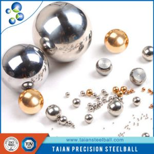 De Ballen van het Carbide van het wolfram voor Standaard en Niet genormaliseerd Dragen