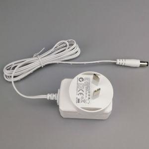 Adapter 12V 1000mA des Au-Stecker-100-240V AC/DC regelte Energien-Adapter der Stromversorgungen-12V 0.5A AC/DC