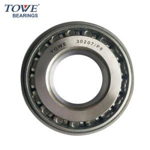 Rodamiento de rodillos cónicos de métrica 30207 35X72X18.25mm 0.331 Kg.