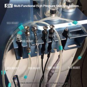 De multifunctionele Apparatuur van de Schoonheid van Dermabrasion van de Schil van de Zuurstof Straal voor de Verjonging van de Huid