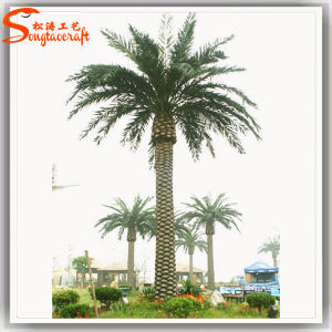 Outdoor Decorationのための熱いSale Artificial Date Palm Tree