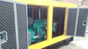 200kVA無声水によって冷却される無声力のディーゼル発電機