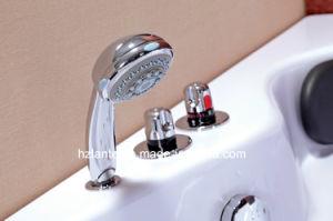 Bañera caliente caliente del interior de las ventas (CDT-004)