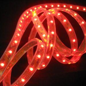 Exterior IP68, las tiras de LED flexible