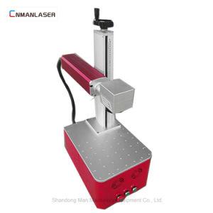 小型20Wファイバーの二酸化炭素レーザーのマーキング機械値段表