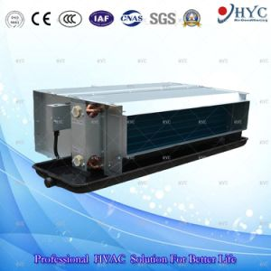 4pipe低い静圧DCブラシレスモーターファンコイルの単位