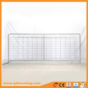 Сварной проволочной сеткой ограждения и ворота