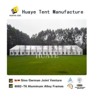 10X10m branco de alumínio de luxo mais fácil tenda de casamento para venda