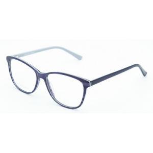 Quadros de óptica de acetato de óculos finos de moda de óculos de acetato  de fábrica 827abdcf9d