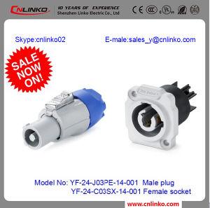China Wholesale resistente al agua de alimentación Circular / Conector de cable de 12V CONECTORES LED