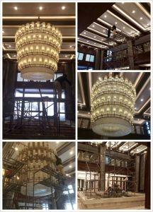 Banheira Cuntom feita a iluminação do projeto para o Hotel Banquetes Quolity com elevada.