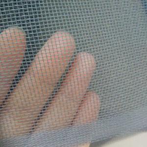 16*18mesh反カのための黒いアルミニウムガラス繊維のWindowsの昆虫スクリーンの網