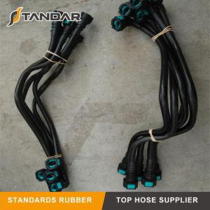 SAE7.89ベンツのための速いコネクターの黒PAアセンブリ配水管