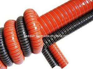 Высокая температура трубопровода силиконовым покрытием