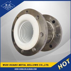 ステンレス鋼適用範囲が広いPTFE/Teflonの金属のホース